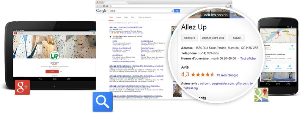 Comment optimiser ma fiche Google My Business?